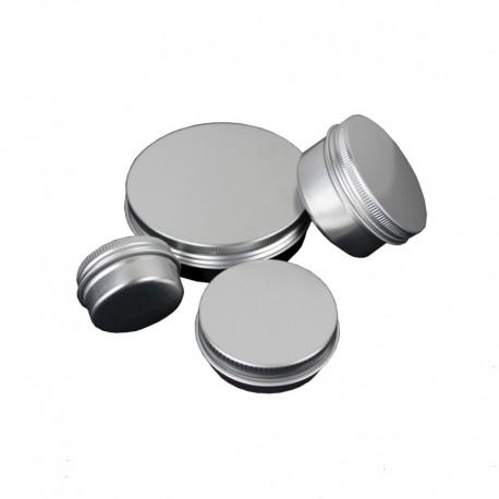 Pots en aluminium