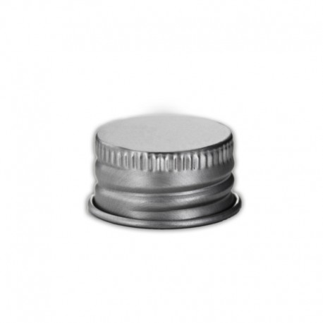 Capsule aluminium - Pour bouteille PET