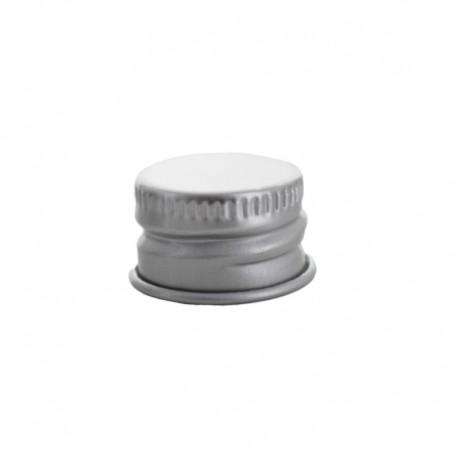Capsule aluminium - Pour bouteille verre