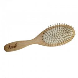 Brosse à cheveux - Plate à Picots