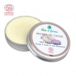 Beurre de Cacao - Brut Bio