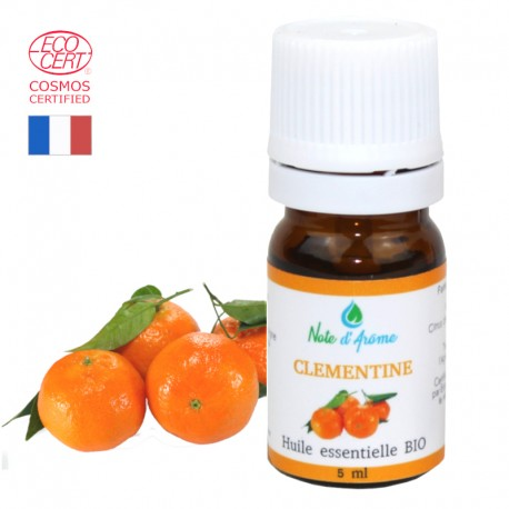 Clémentine - Huile Essentielle