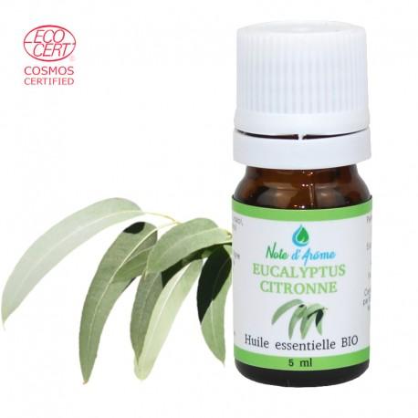 Eucalyptus Citronné - Huile Essentielle