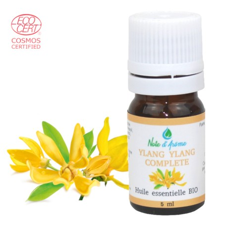 Ylang Ylang Complète - Huile Essentielle