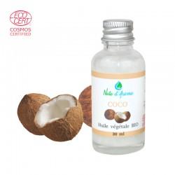 Coco - Huile Végétale Bio