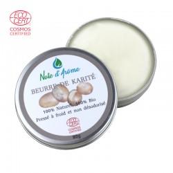 Beurre de Karité Brut Bio - Vrac 500g à 9kg